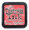 Ranger Tim Holtz® Distress Ink Pad -  Abandoned Coral